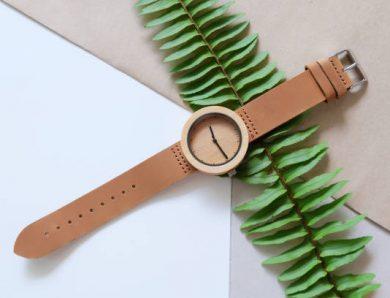 Une montre en bois est-elle étanche ?