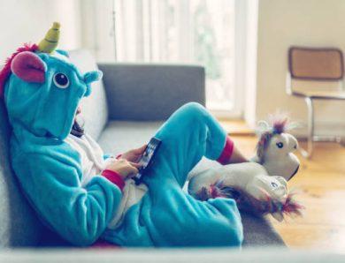 Pourquoi dormir avec un pyjama licorne ?
